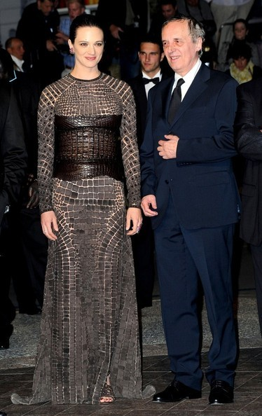 Cannes 2012: Asia e Dario Argento sul red carpet per la premiere di Dracula 3D
