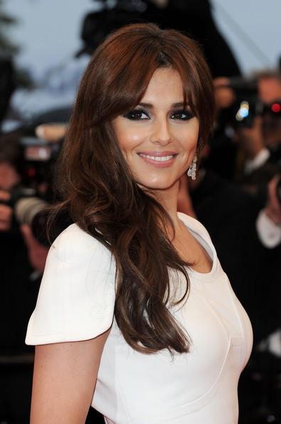 Cannes 2012: Cheryl Cole sul red carpet, prima della premiere di Amour