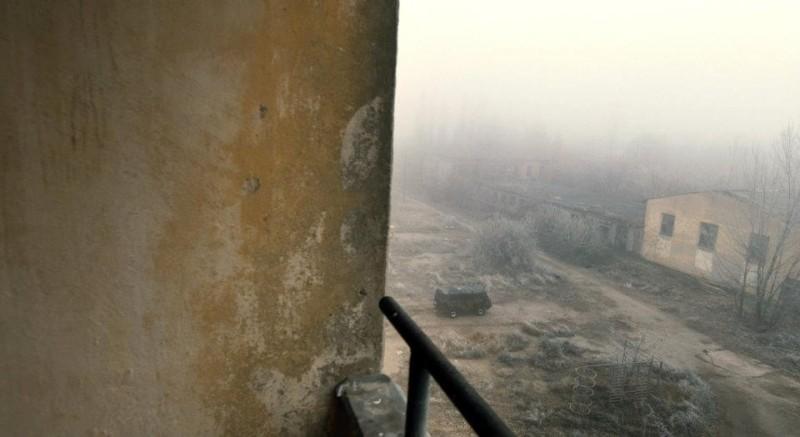 Chernobyl Diaries: un'inquietante immagine del film