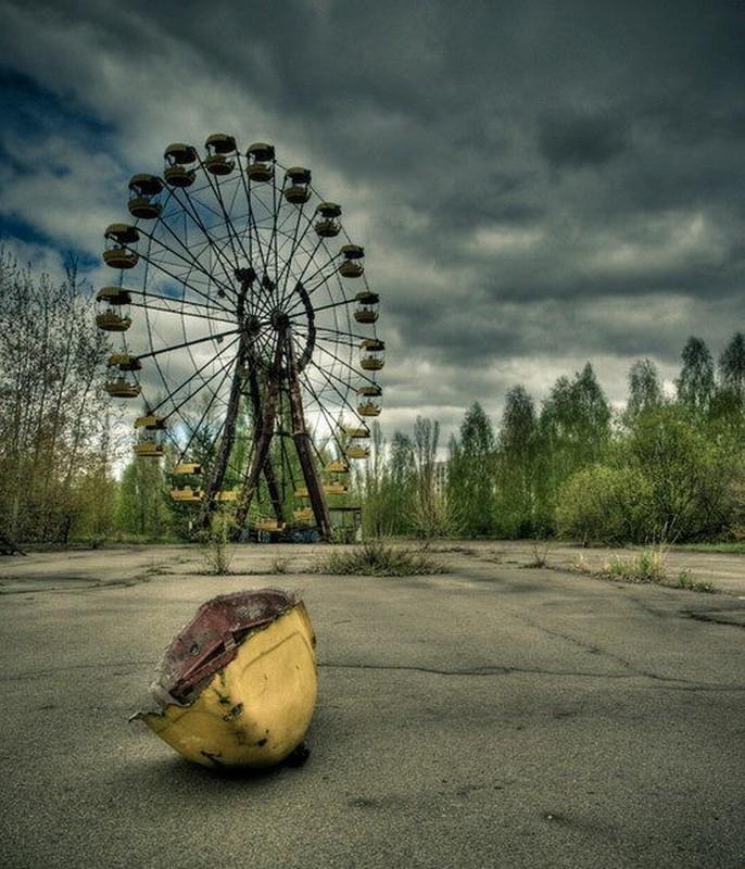 Chernobyl Diaries: un'inquietante immagine di desolazione tratta dal film