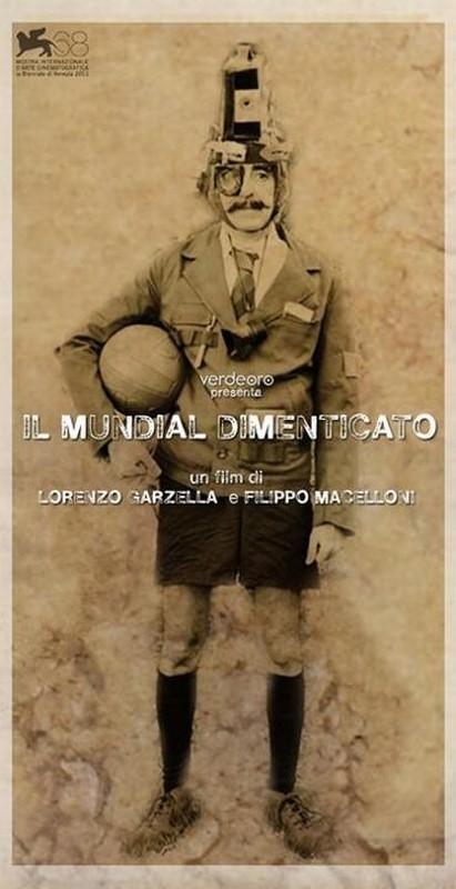 Il mundial dimenticato: un poster del film