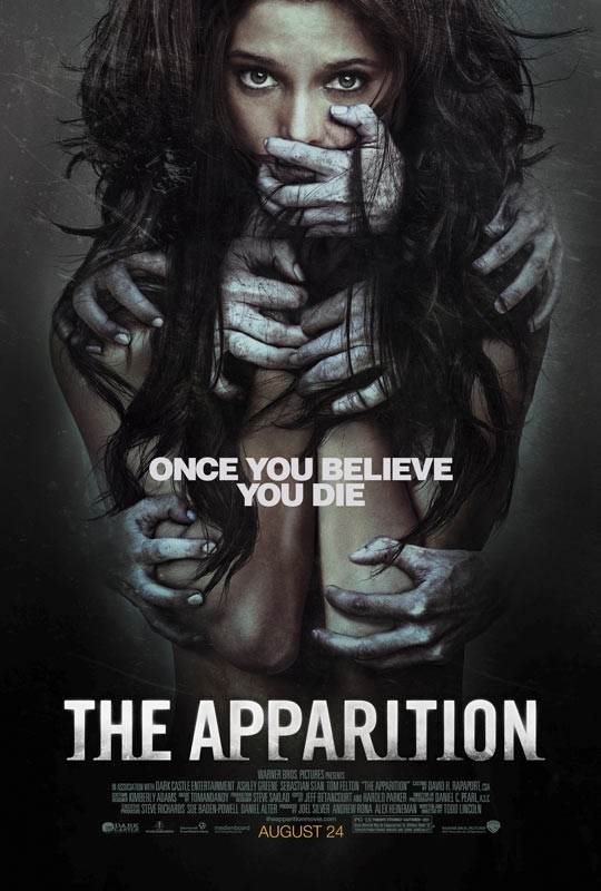 The Apparition: la locandina del film