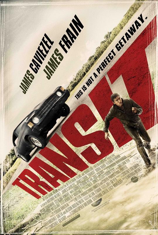 Transit: la locandina del film