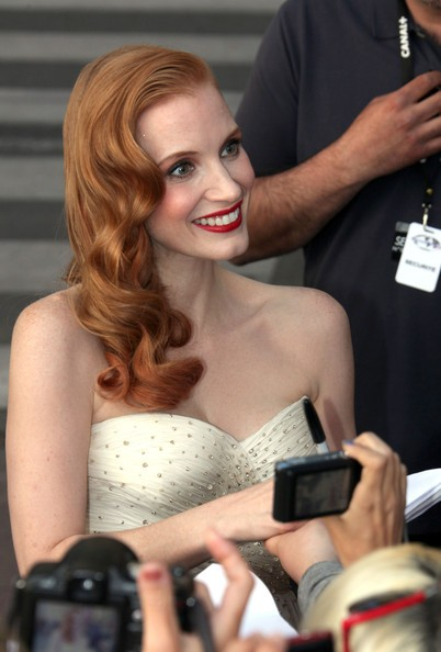 Cannes 2012: Jessica Chastain