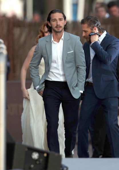 Cannes 2012: Shia LaBeouf