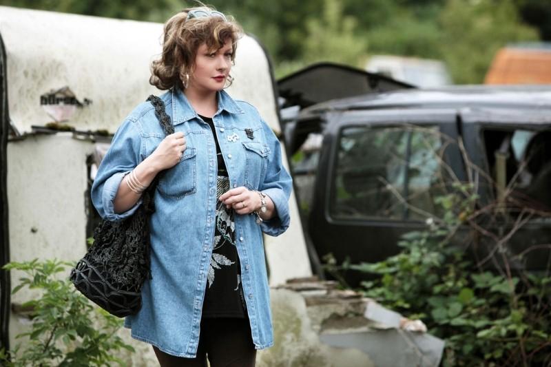 Adorabili amiche: Catherine Jacob in una scena del film