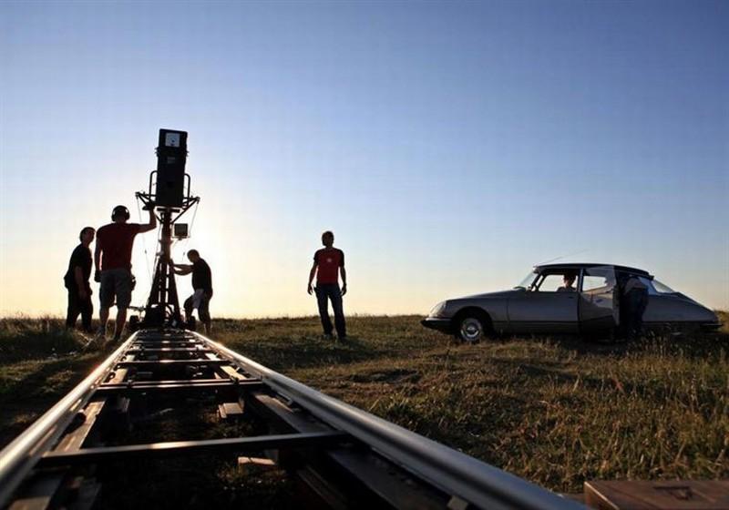 Adorabili amiche: un'immagine dal set del film
