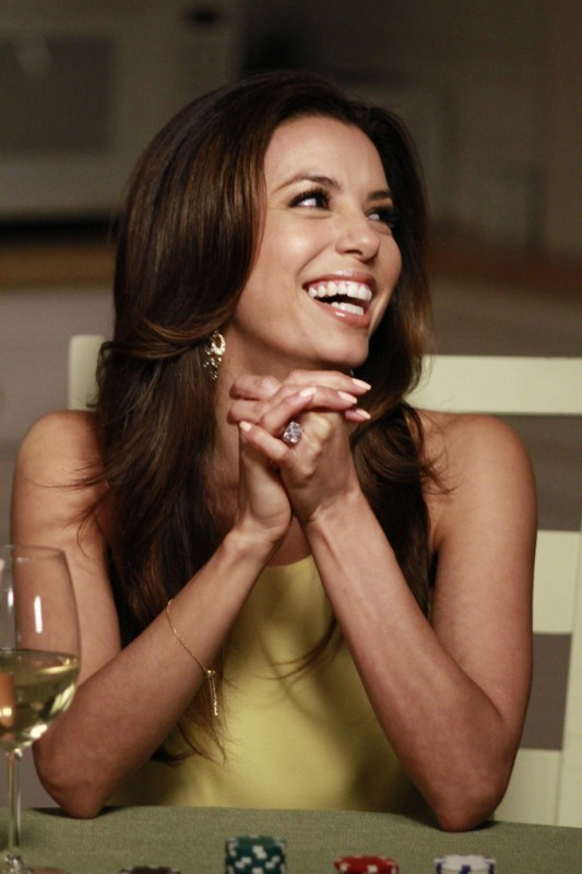 Desperate Housewives: Eva Longoria nell'episodio Finishing the Hat