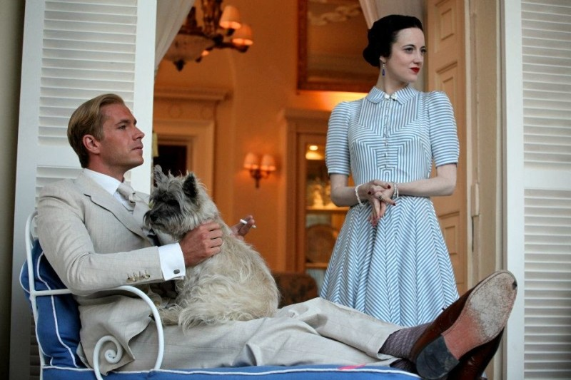 Edward e Wallis: James D'Arcy e Andrea Riseborough nei panni di Edoardo di Windsor e Wallis Simpson