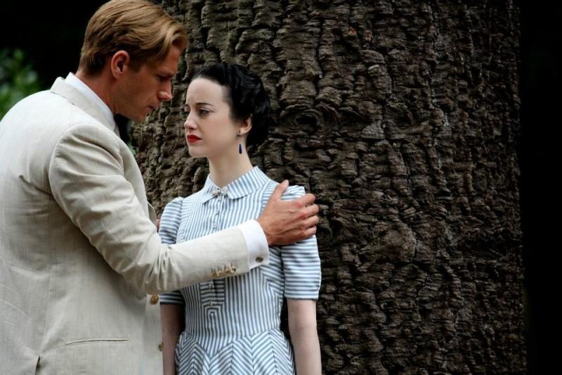 Edward e Wallis: James D'Arcy e Andrea Riseborough sono Edoardo di Windsor e Wallis Simpson in una scena