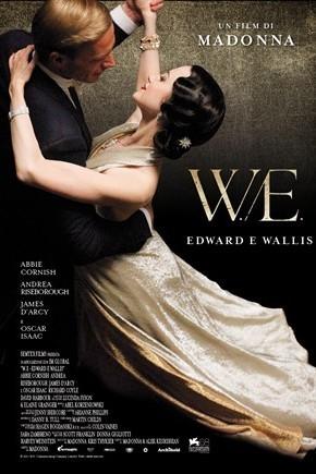 Edward e Wallis: la locandina italiana