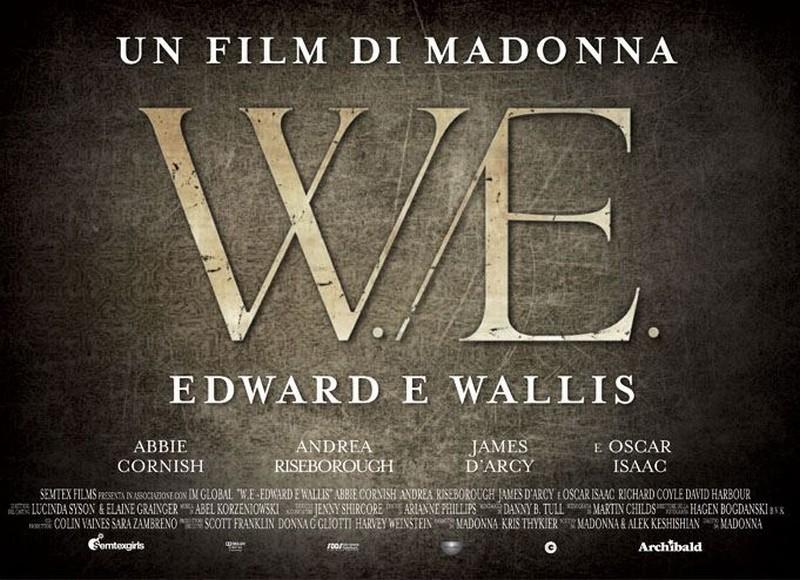 Edward e Wallis: un wallpaper del film