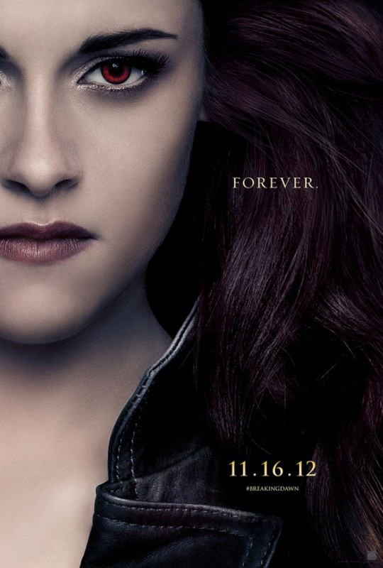 The Twilight Saga: Breaking Dawn - Parte 2: Kristen Stewart nel character poster di Bella