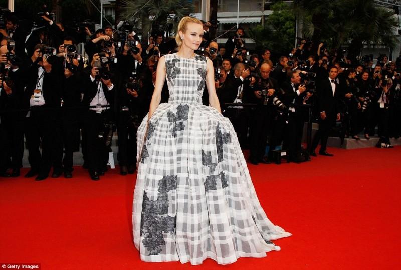 Cannes 2012: Diane Kruger nella serata di chiusura