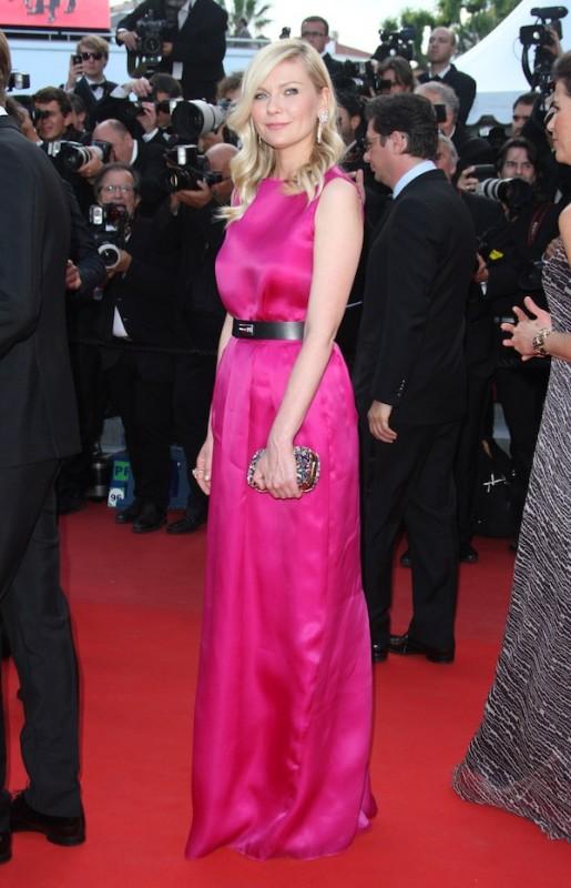 Cannes 2012: Kirsten Dunst