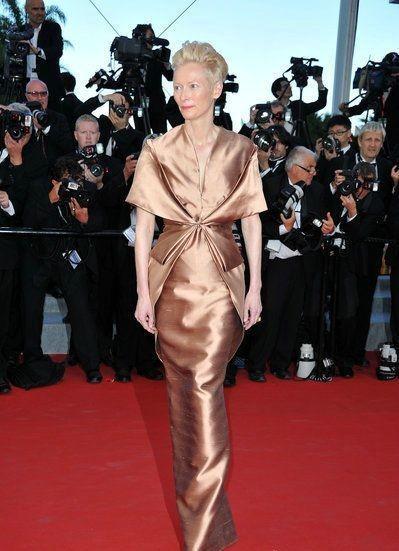 Cannes 2012: Tilda Swinton