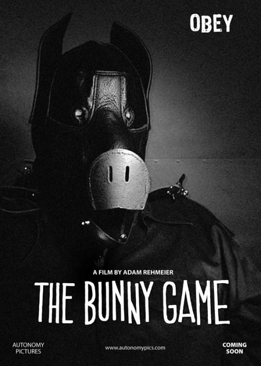 The Bunny Game: la locandina del film