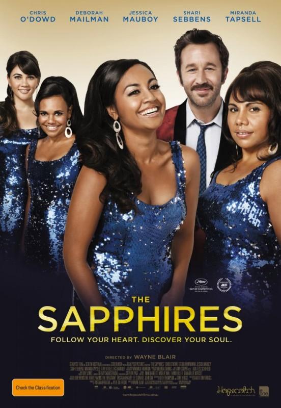 The Sapphires: ecco la locandina