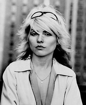 un ritratto di Debbie Harry