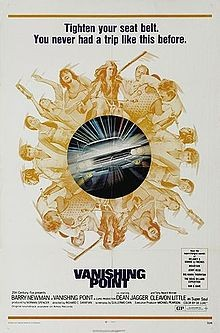 Vanishing point: locandina originale