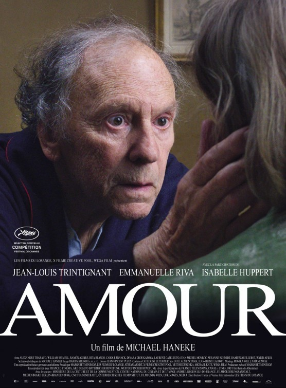 Amour: poster francese 1