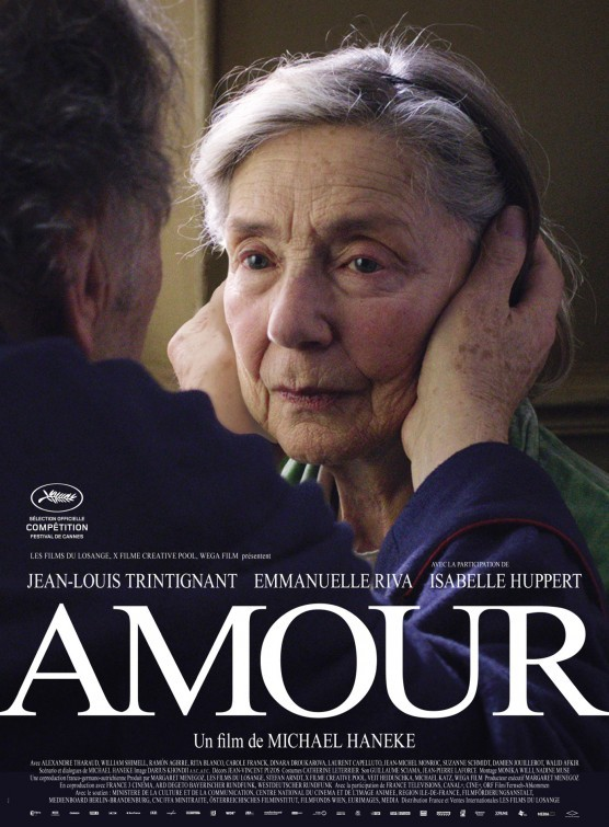 Amour: poster francese 2