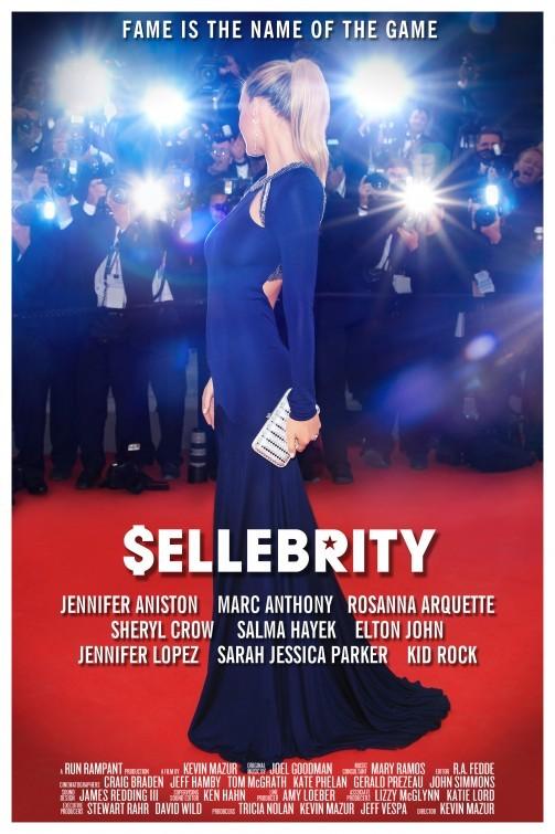 $ellebrity: la locandina del film