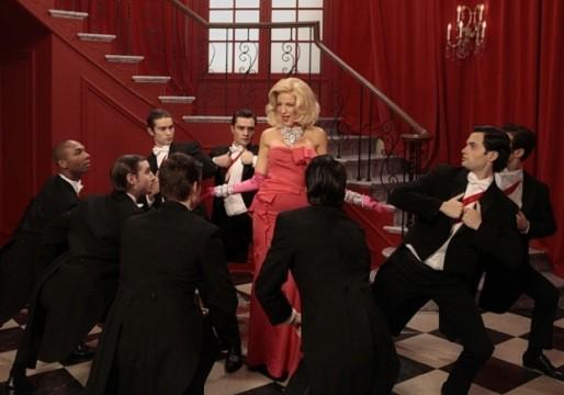 Gossip Girl: Blake Lively come Marilyn Monroe in G.G. - episodio numero cento della serie