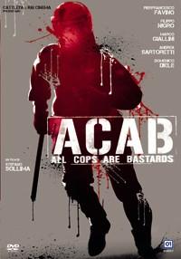 La copertina di A.C.A.B. (dvd)