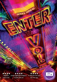 La copertina di Enter the Void (dvd)