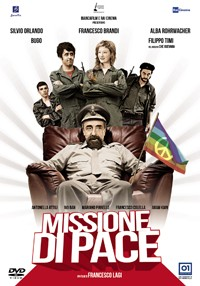 La copertina di Missione di Pace (dvd)