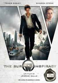 La copertina di The Burma Conspiracy (dvd)