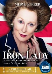La copertina di The Iron Lady (dvd)