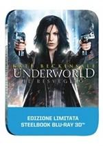 La copertina di Underworld: il risveglio 3D (blu-ray)