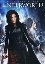 La copertina di Underworld: il risveglio (dvd)