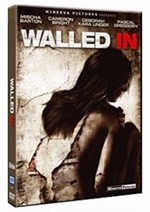 La copertina di Walled In (dvd)