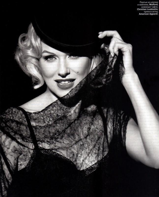 Naomi Watts è la Monroe in una delle prime immagini promo per 'Blonde'