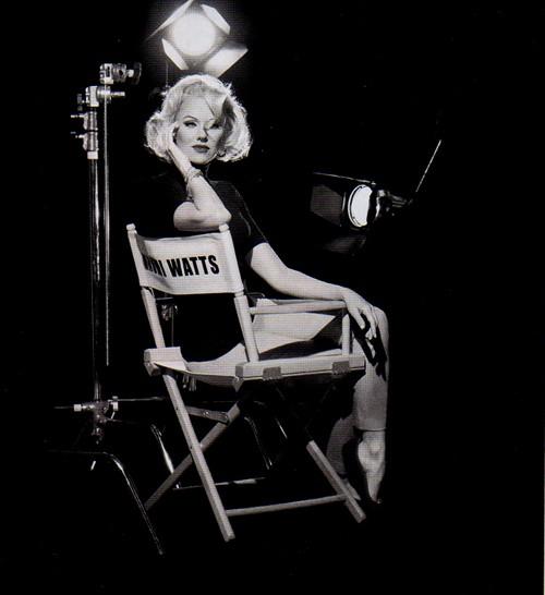 Naomi Watts è Marilyn in una delle prime foto promo di 'Blonde'