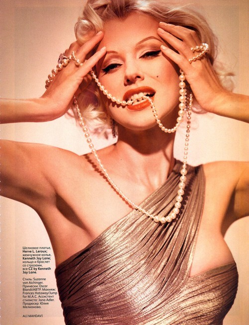 Naomi Watts è Marilyn Monroe in una delle prime foto promo di 'Blonde'