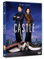 La copertina di Castle - Stagione 1 (dvd)