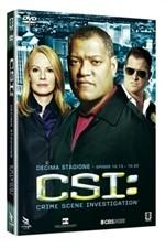 La copertina di CSI: Crime Scene Investigation - Stagione 10 Vol. 2 (dvd)