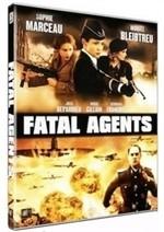 La copertina di Fatal Agents (dvd)