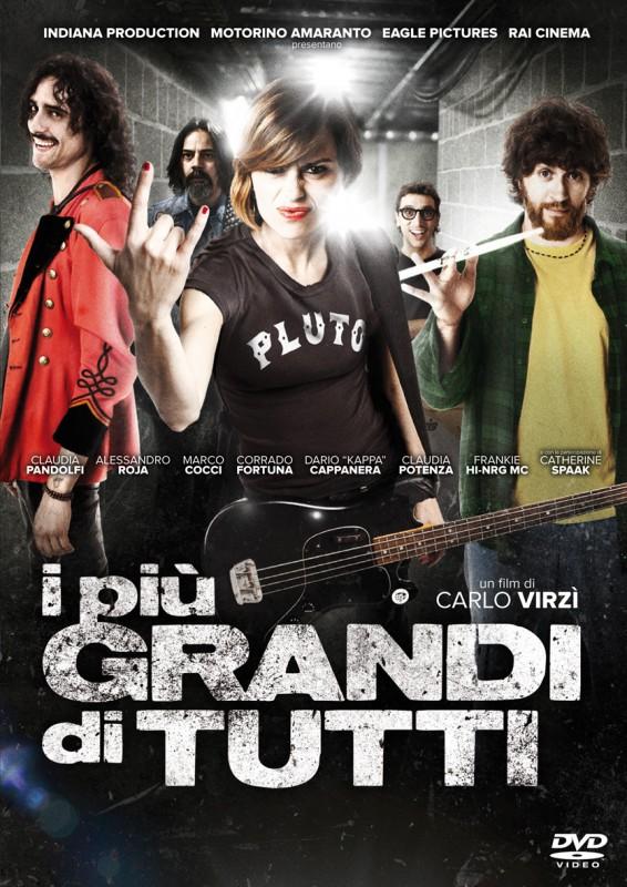 La copertina di I più grandi di tutti (dvd)