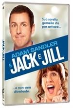 La copertina di Jack e Jill (dvd)