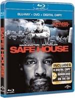 La copertina di Safe House - Nessuno è al sicuro (blu-ray)