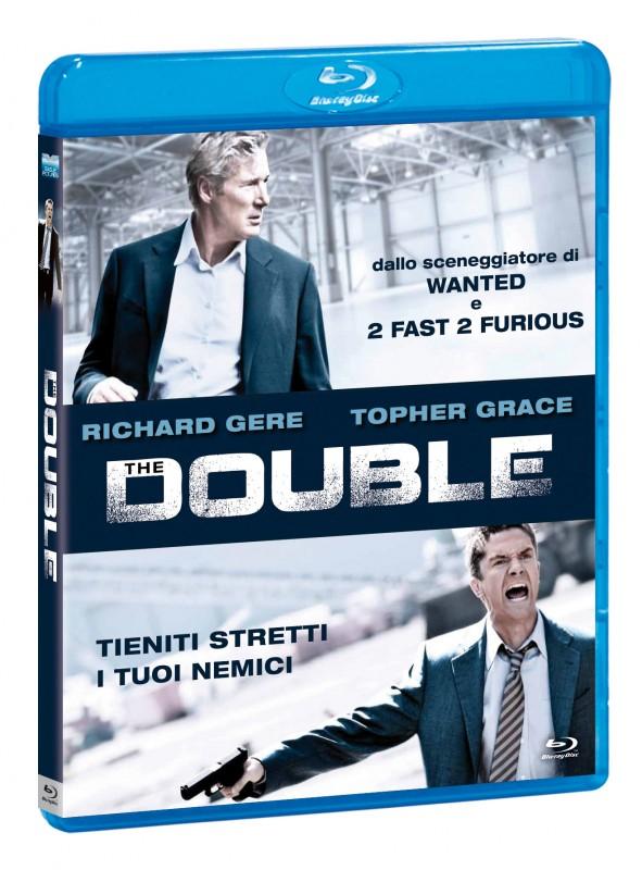 La copertina di The Double (blu-ray)