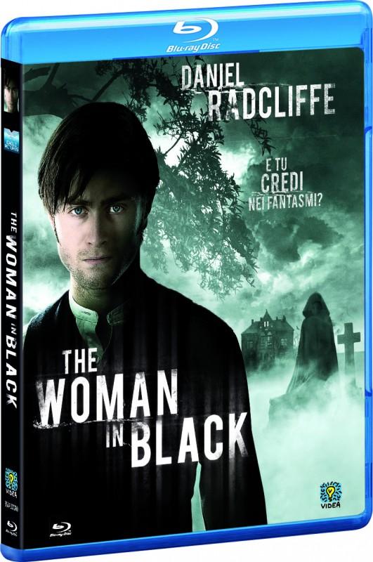 La copertina di The Woman in Black (blu-ray)