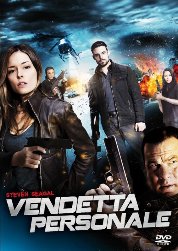 La copertina di Verndetta personale (dvd)