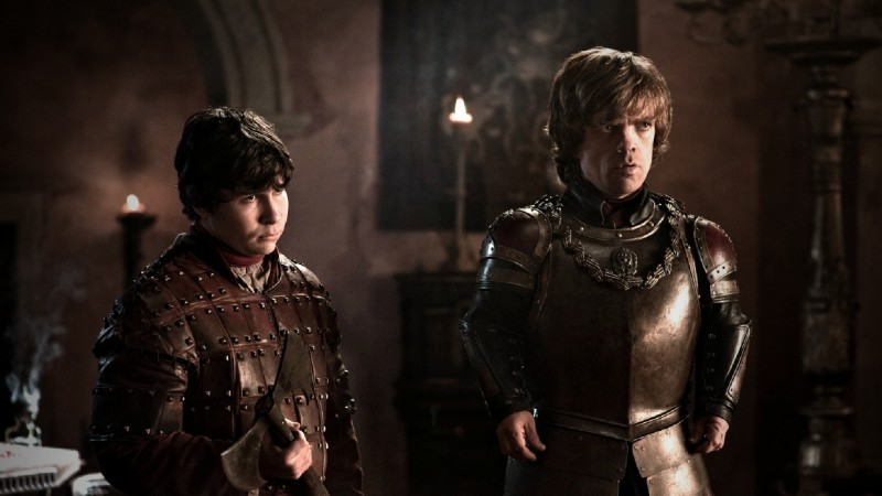 Game of Thrones: Peter Dinklage nell'episodio The Blackwater