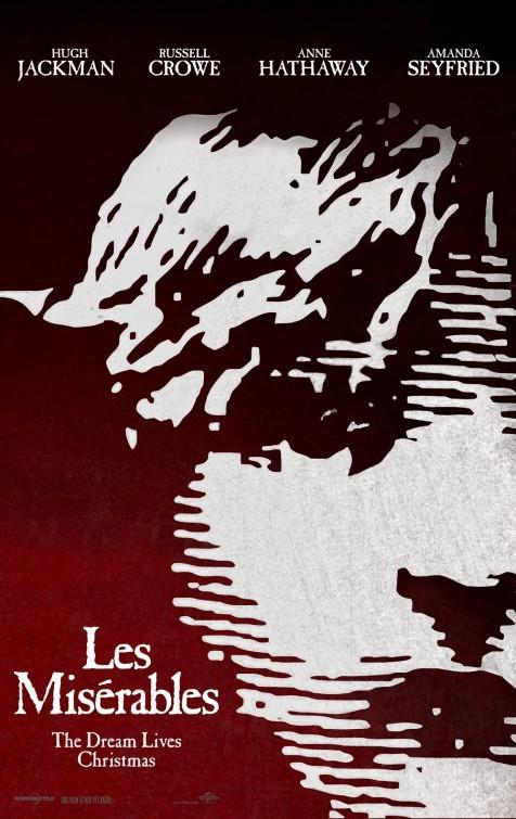 Les Misérables: la locandina del film